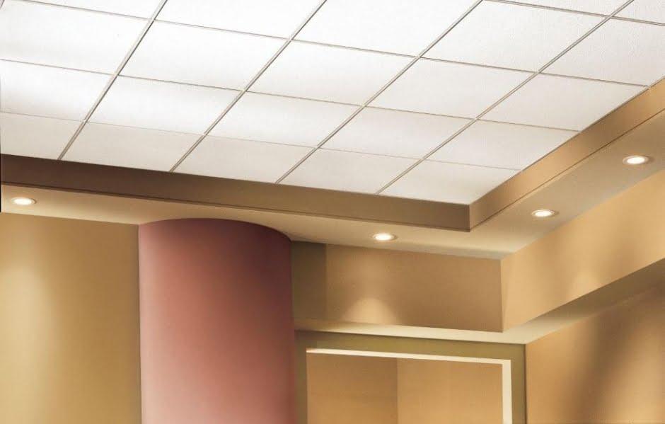 Потолки Армстронг из минерального волокна